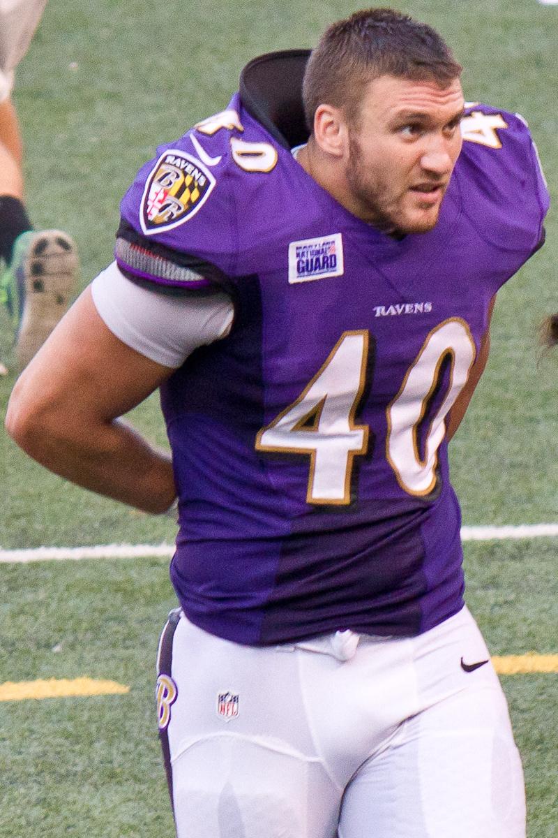 File:Kyle Juszczyk Ravens stadium Practice 2013.jpg - Wikimedia ...