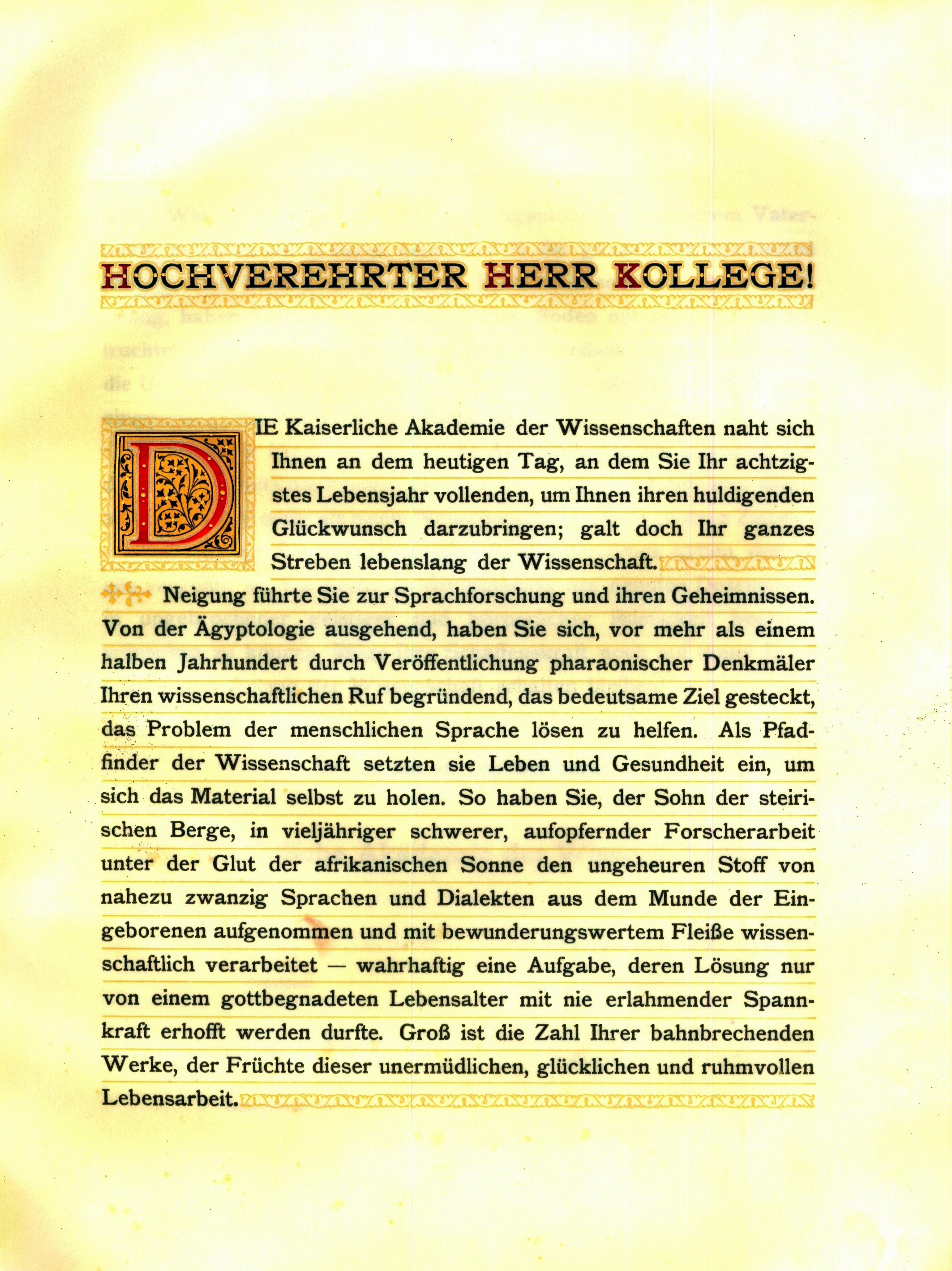 File:LSR Zum 80. Geburtstag, 1912, Seite 1