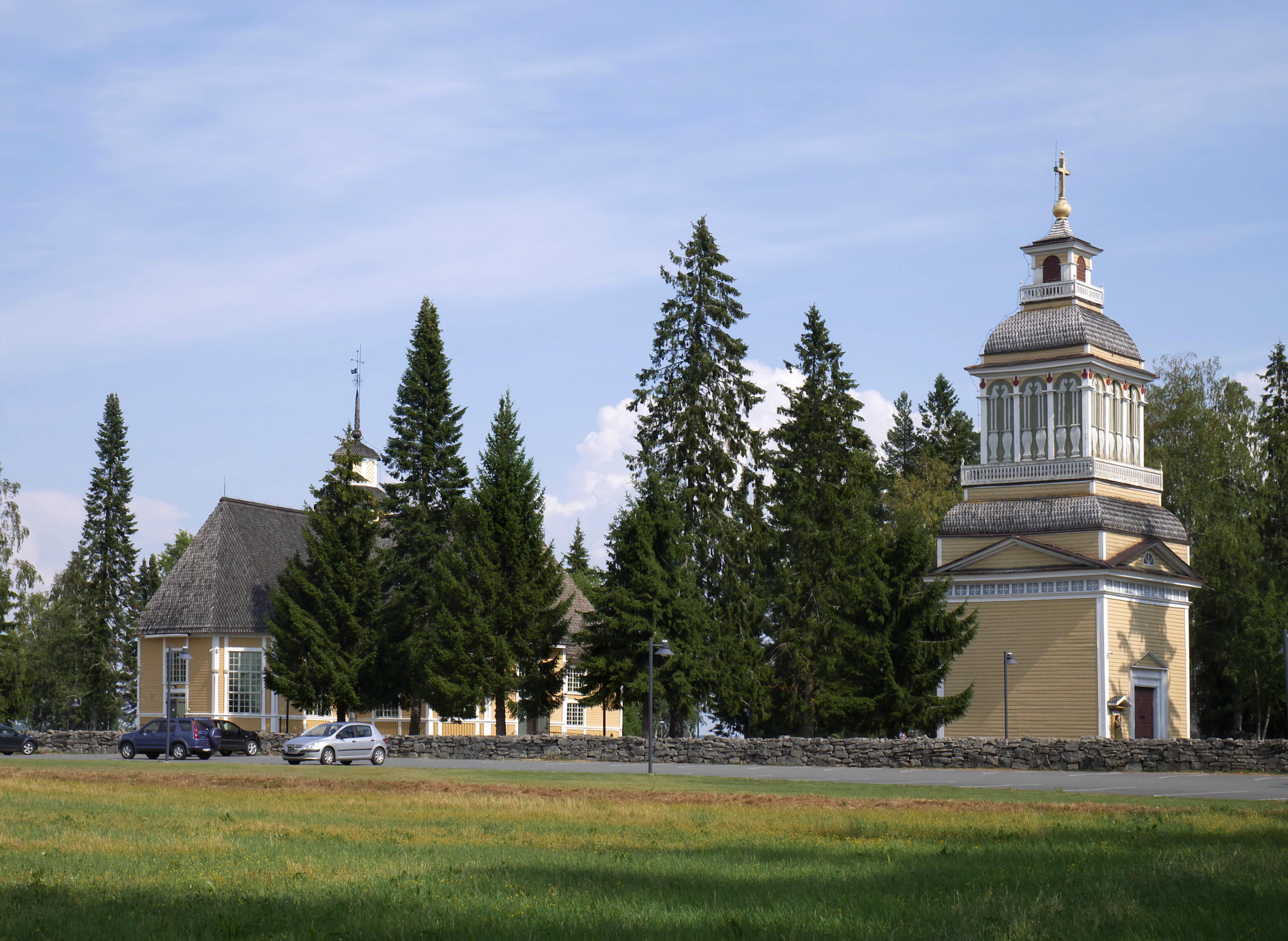 Lappajärvi Church 20180801.jpg