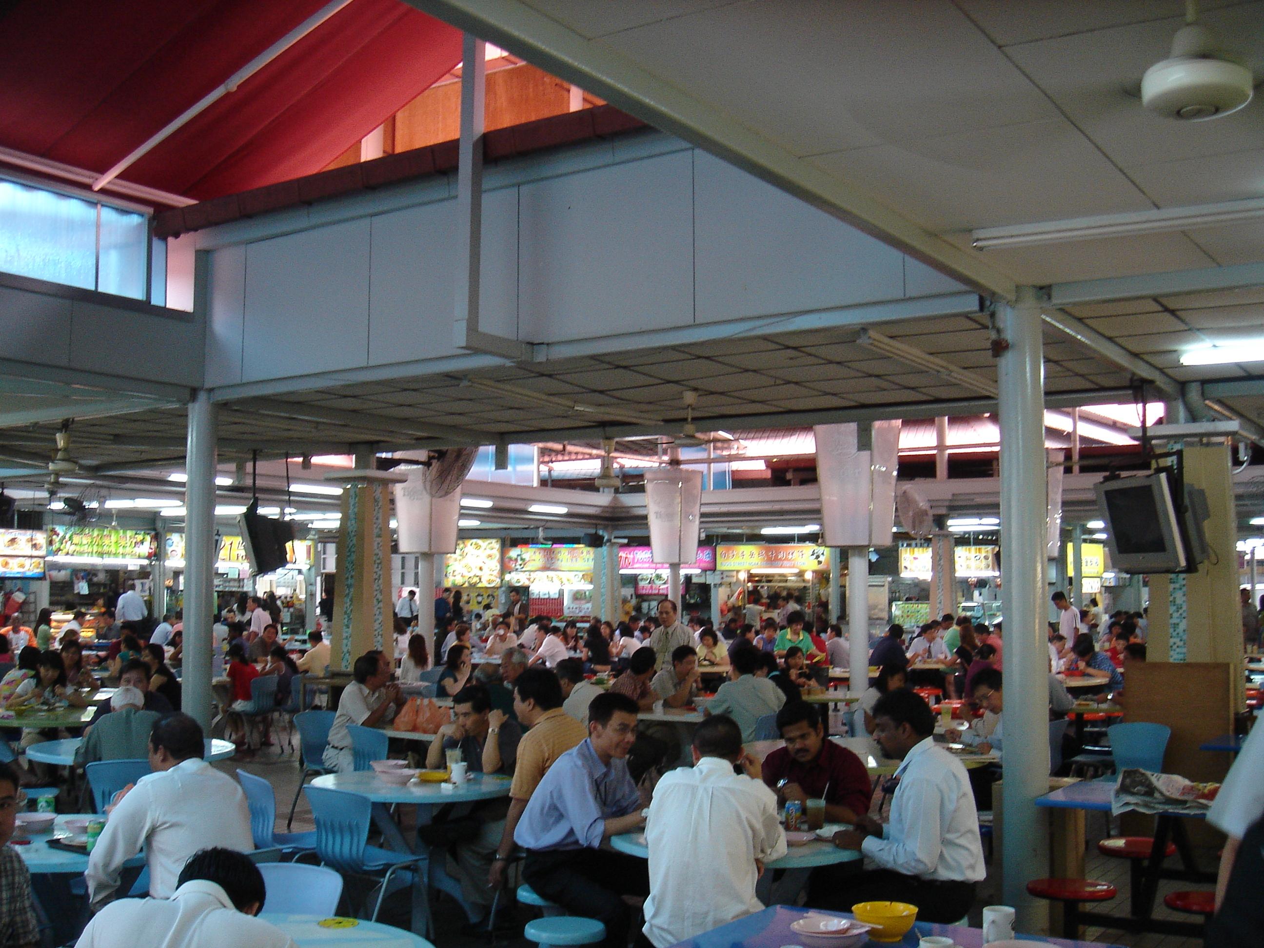 Good Restaurants In West Singapore
