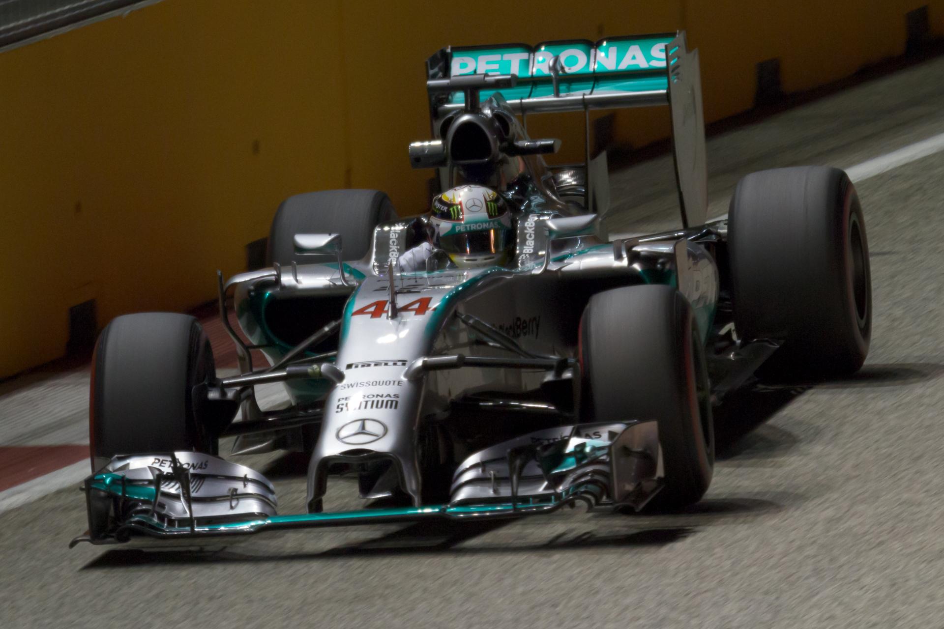 Formel 1 Weltmeisterschaft 2014 Wikipedia