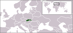 LocationSlovakia
