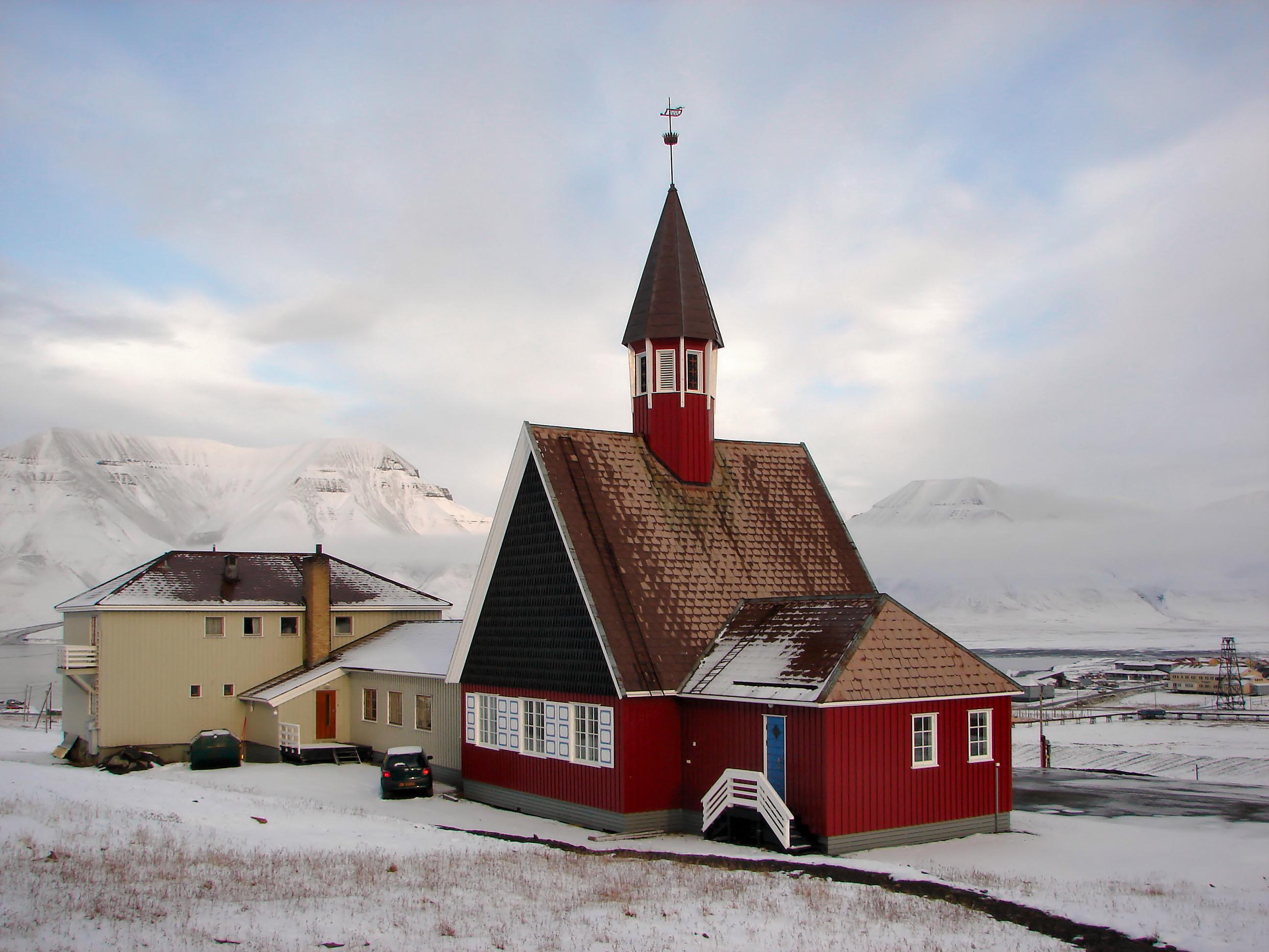 السياحة في النرويج سافلبار