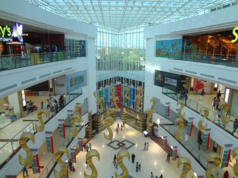 Wangzuo International Shopping Mall