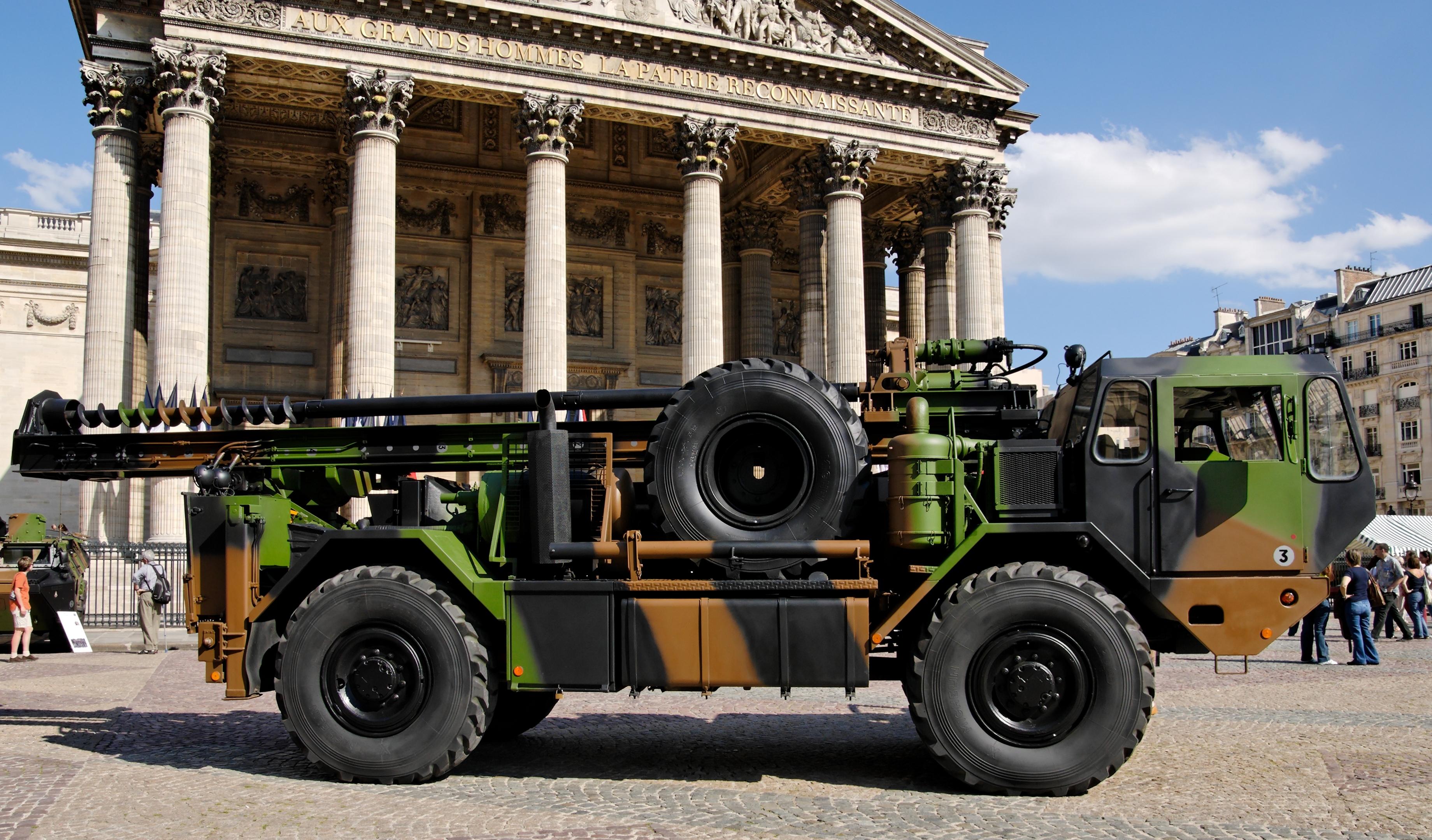 Буровая машина на базе ЗИЛ-131 купить в Москве на.