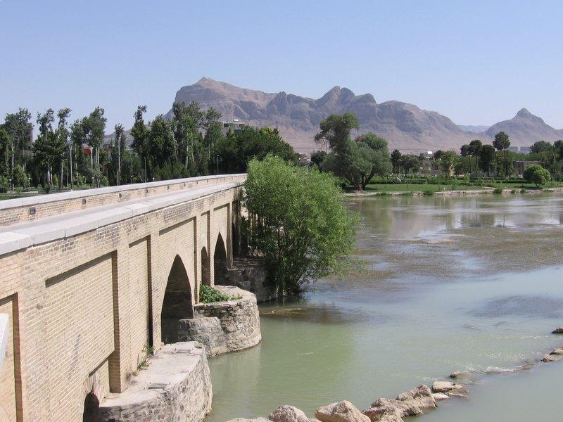 پل مارنان - اصفهان