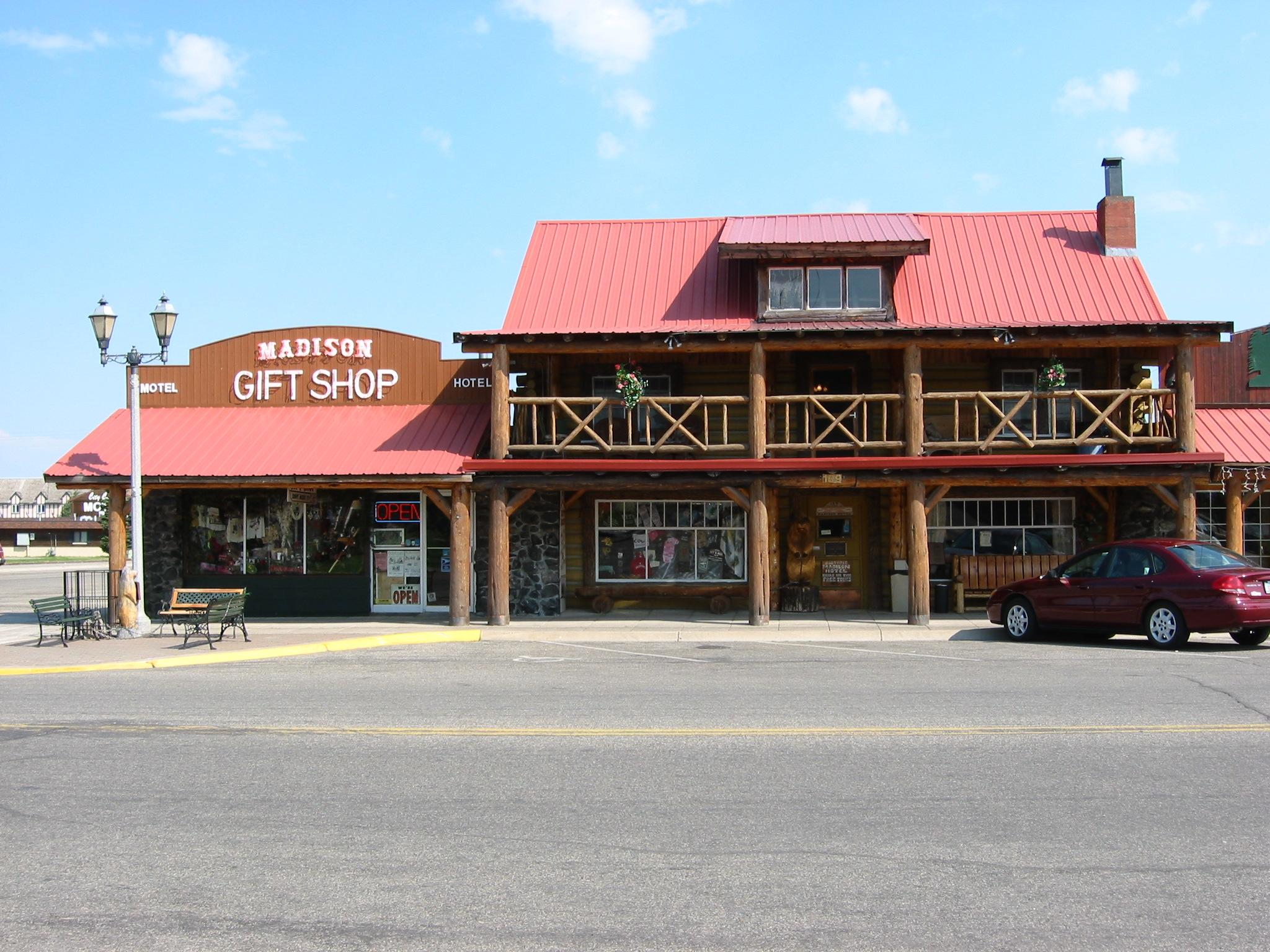 File Madison Hotel West Yellowstone Montana Jpg