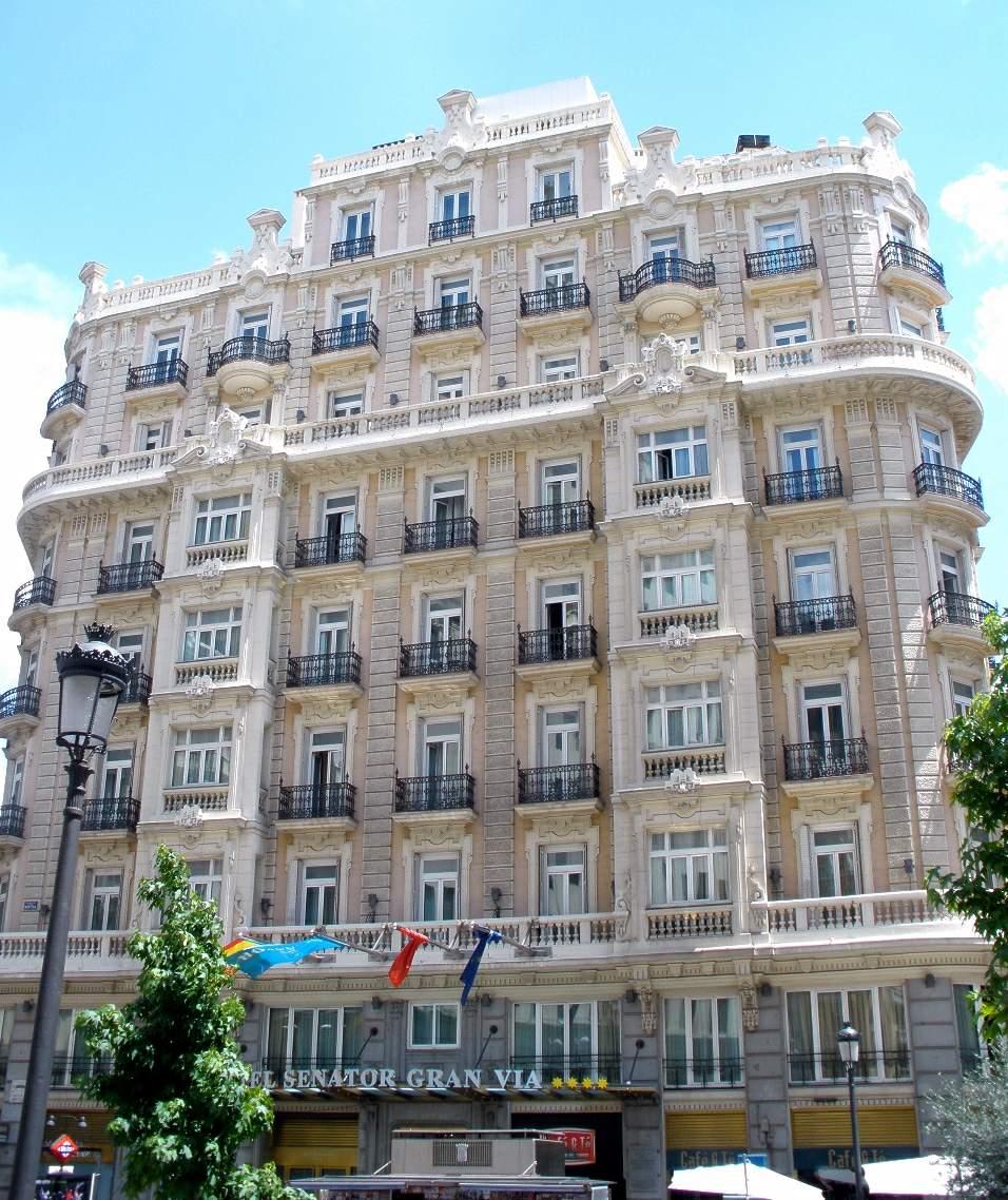 Image gallery hoteles gran via madrid - One shot hotels madrid ...
