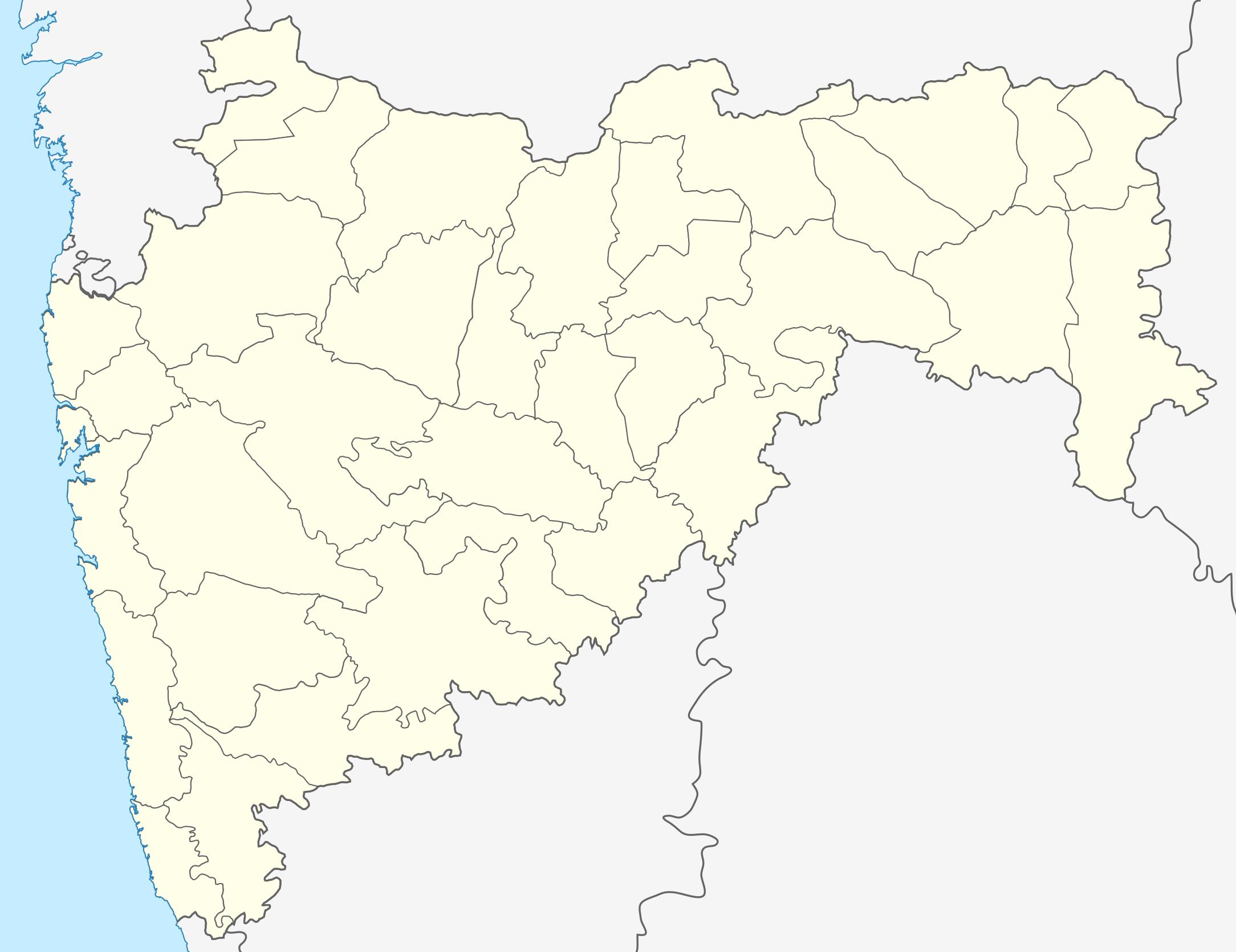 Maharashtra India Wikipedia of Maharashtra in India
