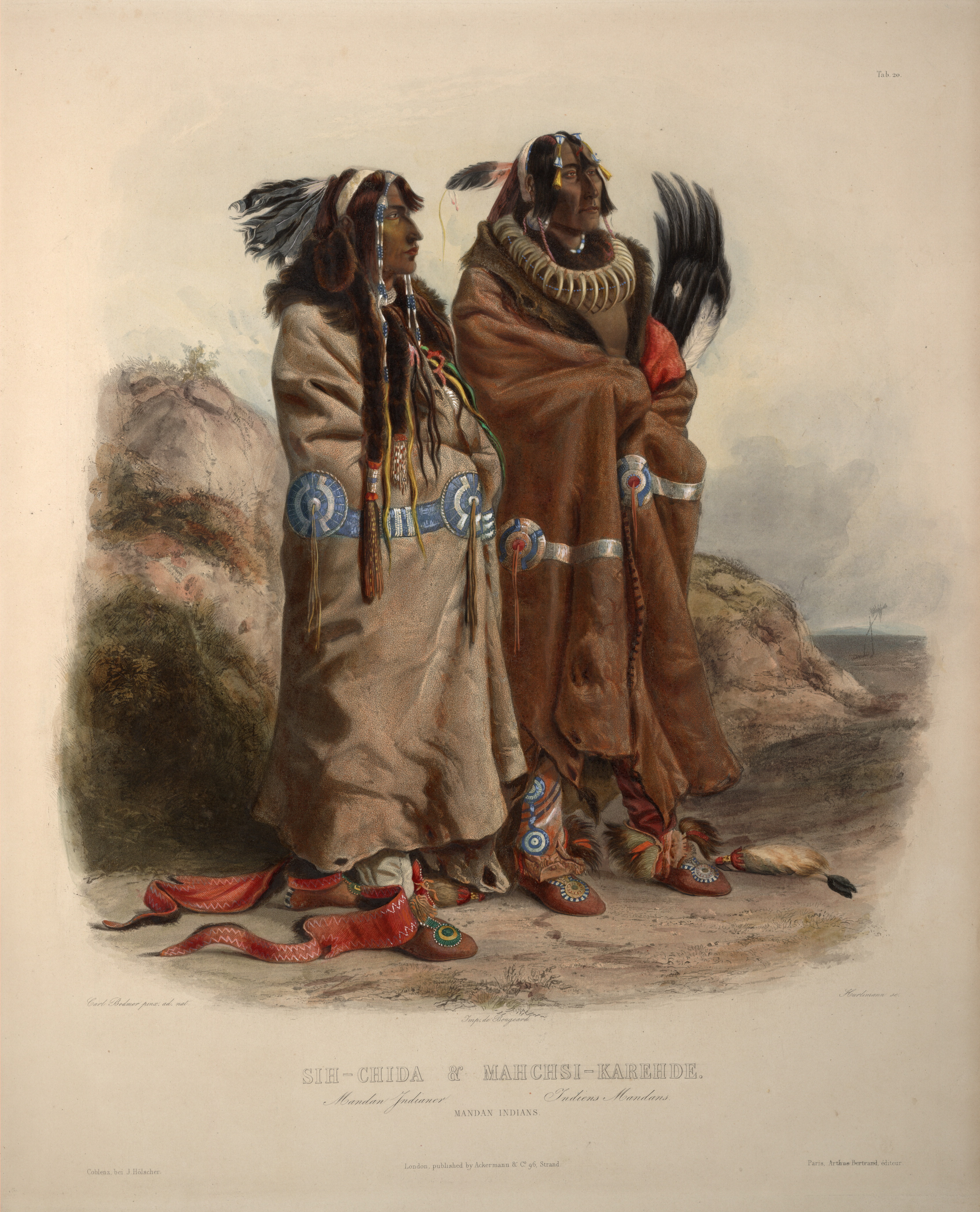 facts about the mandan tribe Interesting facts the mandan, hidatsa, and arikara tribes are located in present day north and south dakota lewis and clark spent the winter of 1804 at fort mandan.