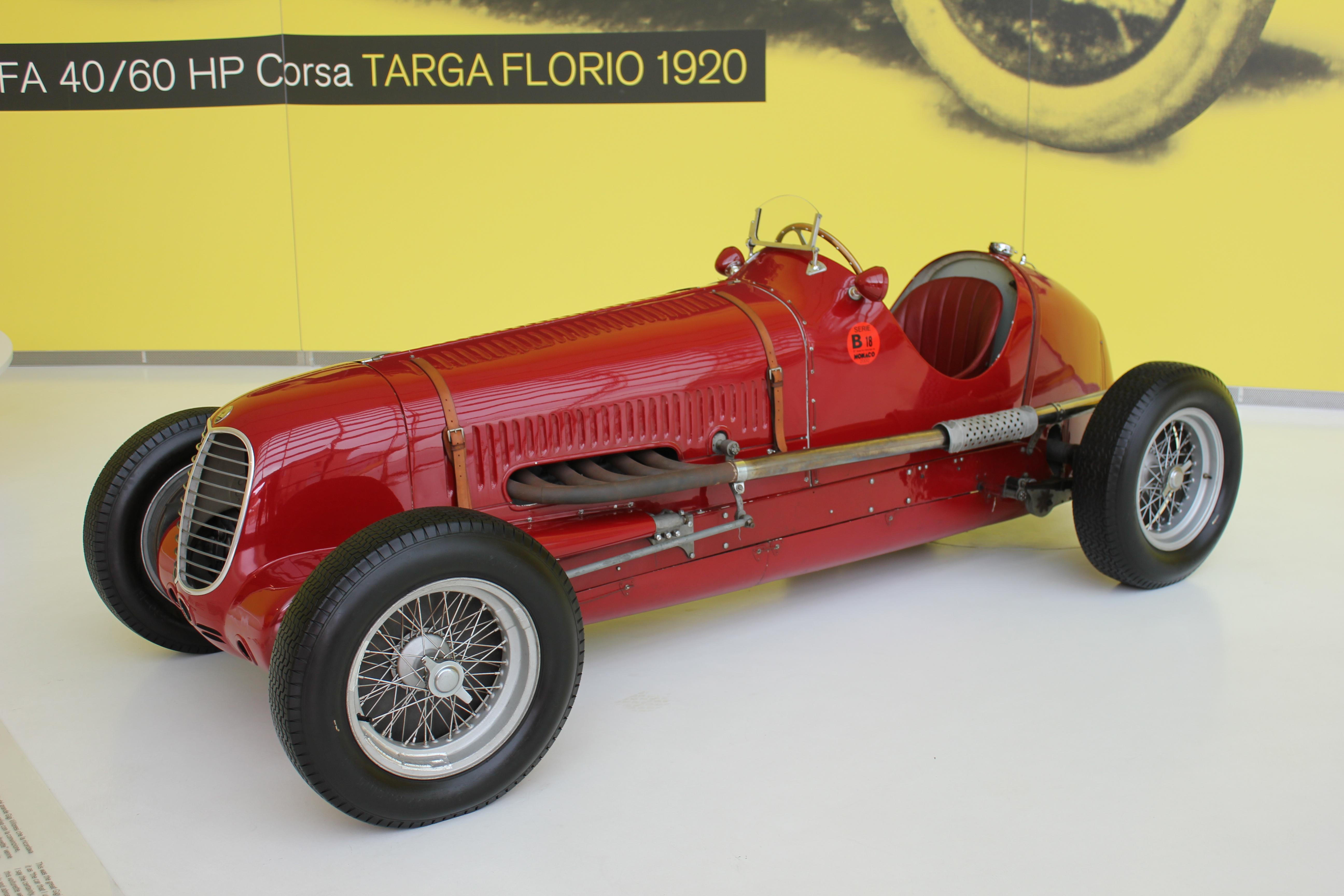 File Maserati 6cm Museo Enzo Ferrari Fvl Jpg Wikimedia Commons