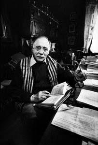 Maurice Chappaz Swiss poet (1916-2009)