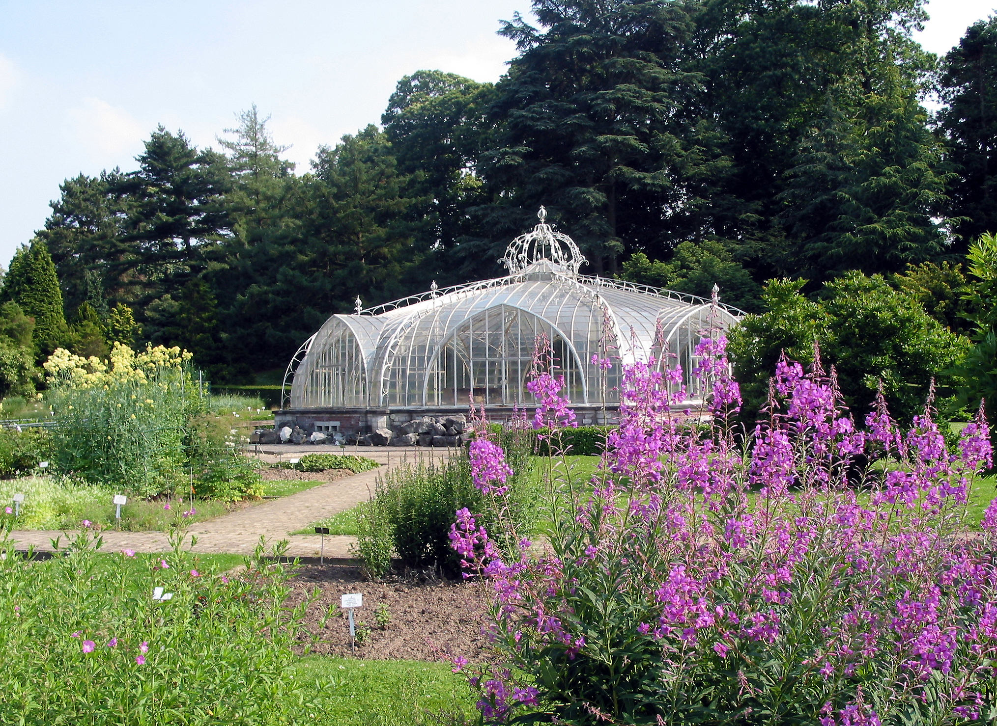 Jardin botanique meise wikiwand for Botanique jardin