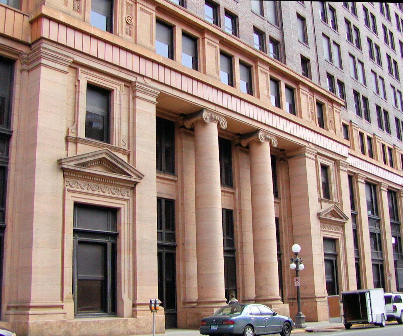 Merchants Bank (St Paul, Minnesota - 2008)