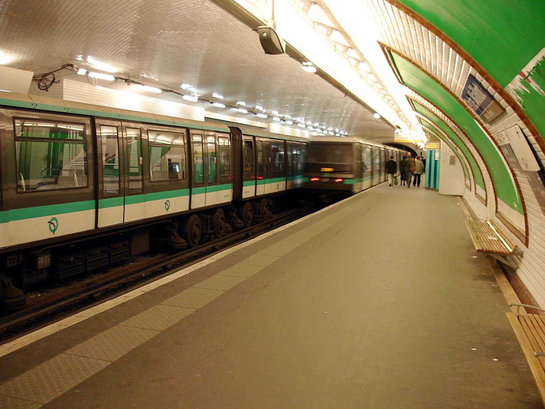 File metro de paris ligne 1 porte maillot wikimedia commons - Adresse palais des congres paris porte maillot ...