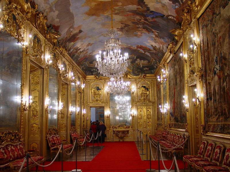 Barocco a milano wikipedia for Planimetrie del palazzo con sala da ballo