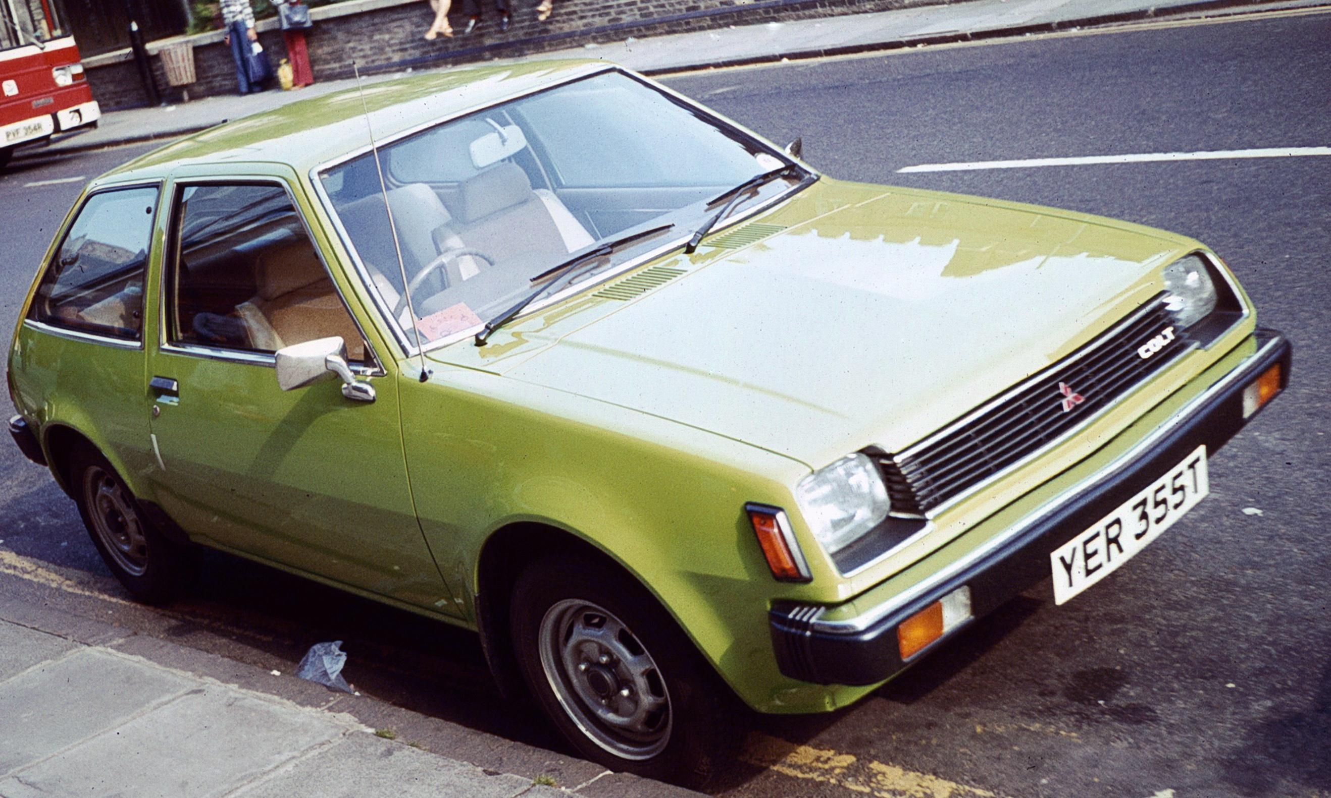 1980 Mitsubishi Colt Partsopen