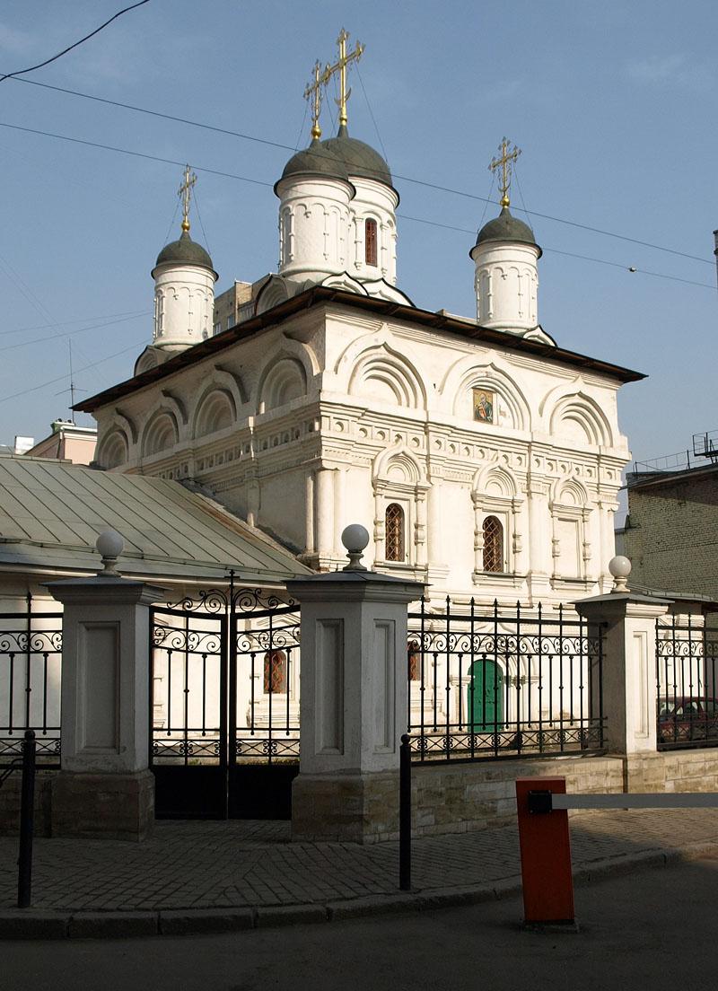 Moscow, Bogoslovsky Lane church (2).jpg
