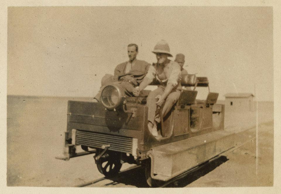 Baharia Military Railway Wikipedia
