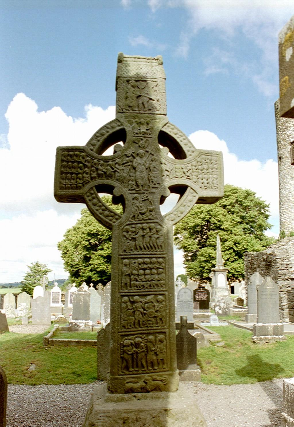 Muiredach's High Cross County Louth Ireland