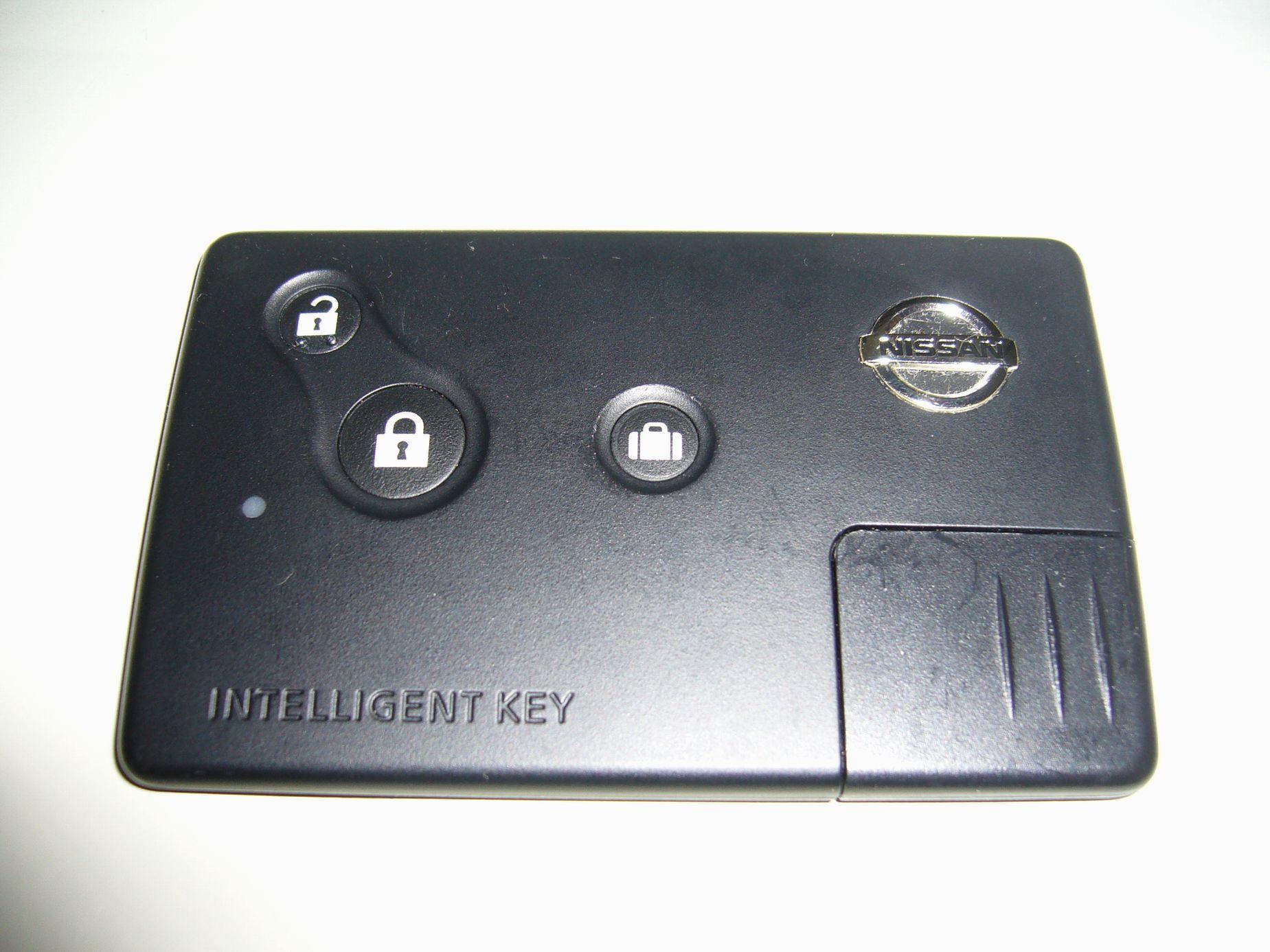 Nissan Intelligent Key - Filenissan Intelligent Key J Jpg Wikimedia Commons