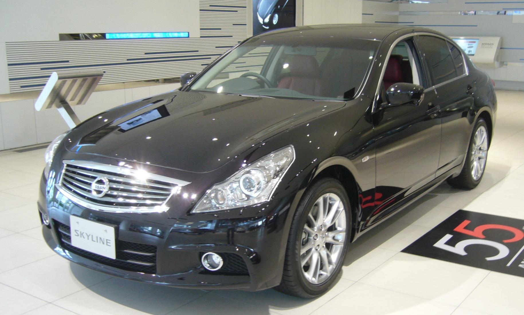 Nissan Skyline 55th Limited 01 Jpg