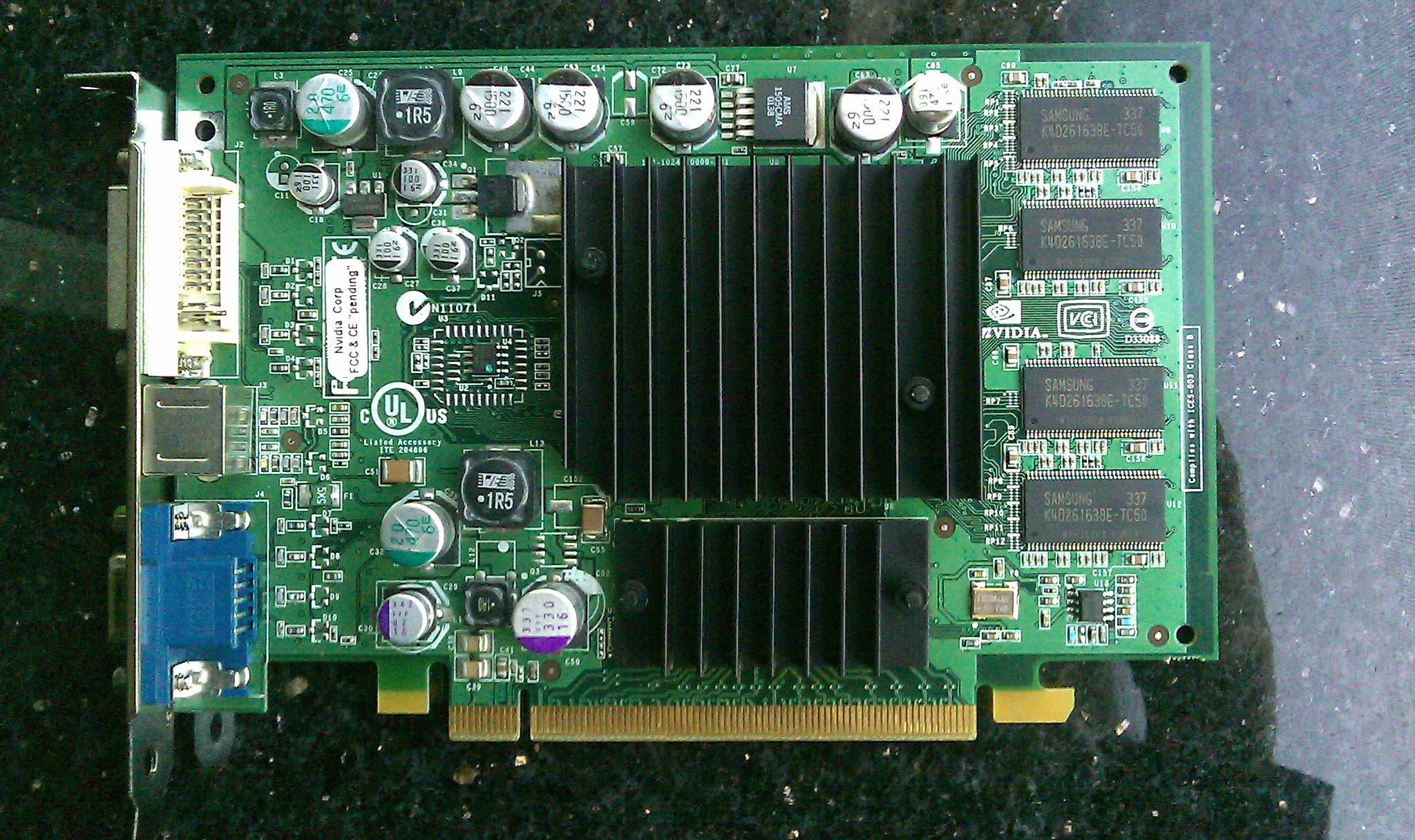 NVIDIA GeForce4 MX SE Video Card Driver Download