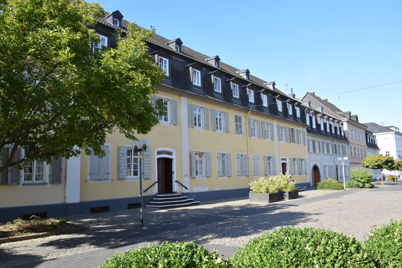 Datei:Neuwied, Herrnhuter Viertel, Friedrichstraße 41 und 43 ...