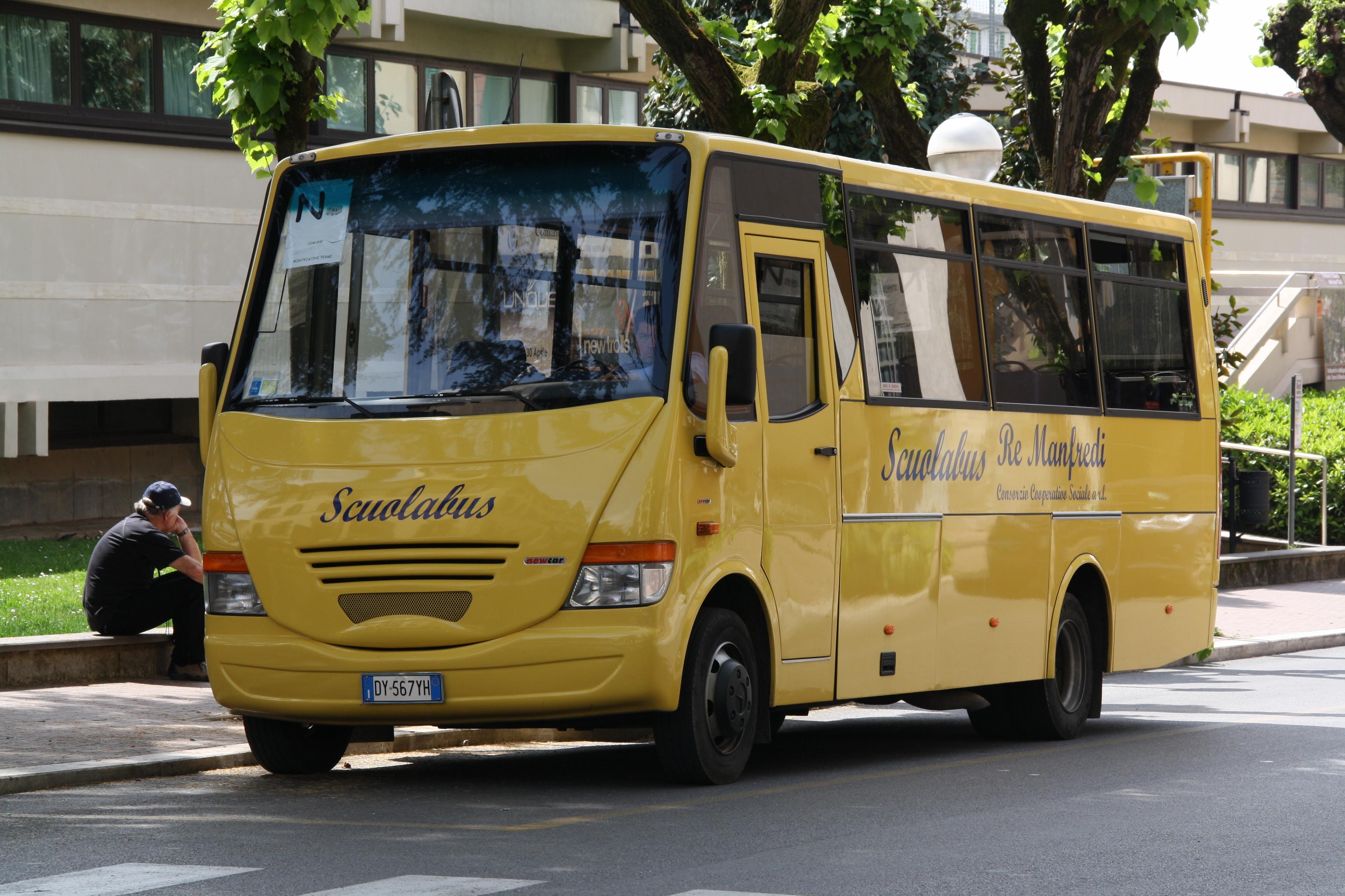 Italian School Bus