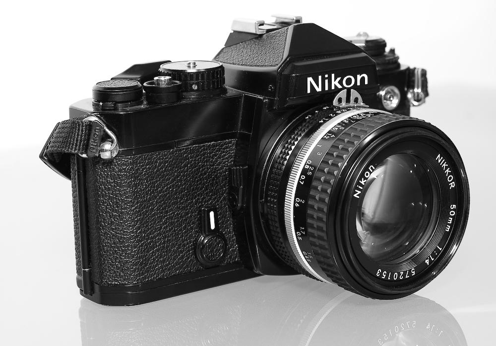 Nikon serial number dating