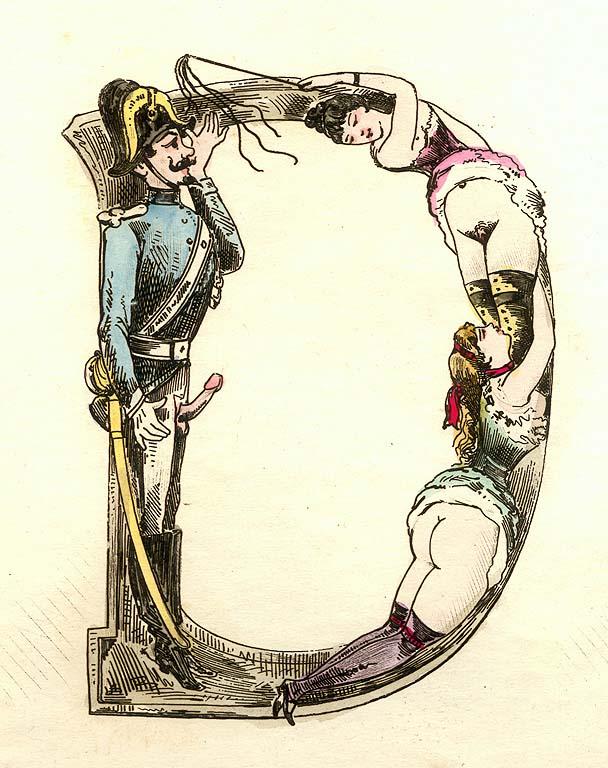 Nineteenth-century erotic alphabet D.jpg