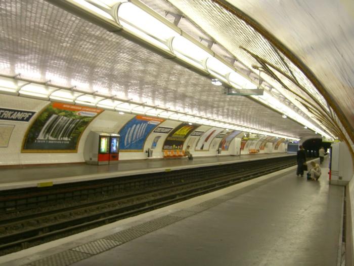 Oberkampf (Paris Métro)