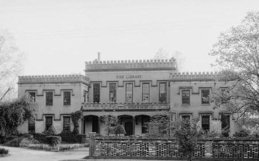 File old academy of richmond county 540 telfair street augusta