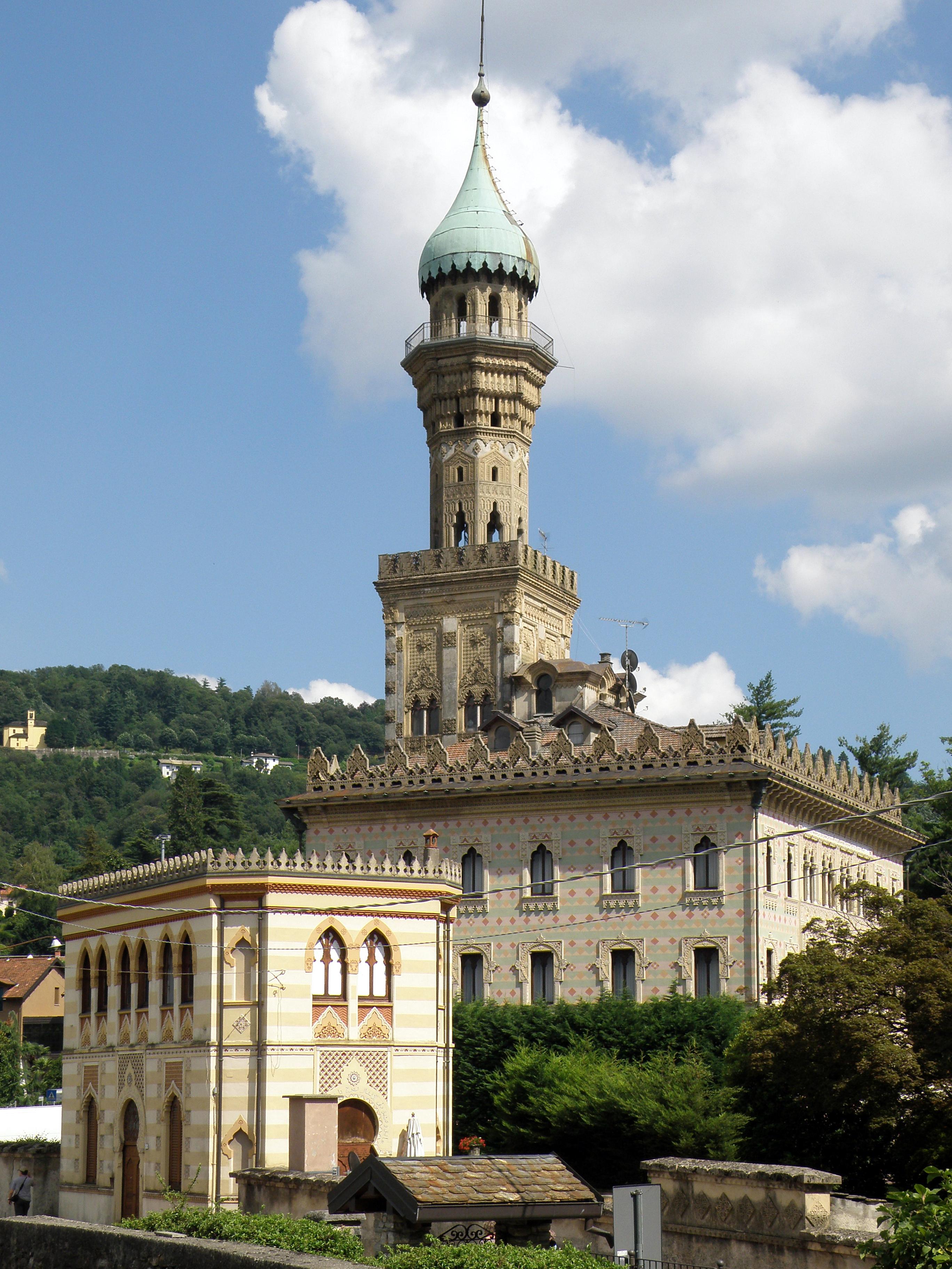 Villa Crespi De Finetti