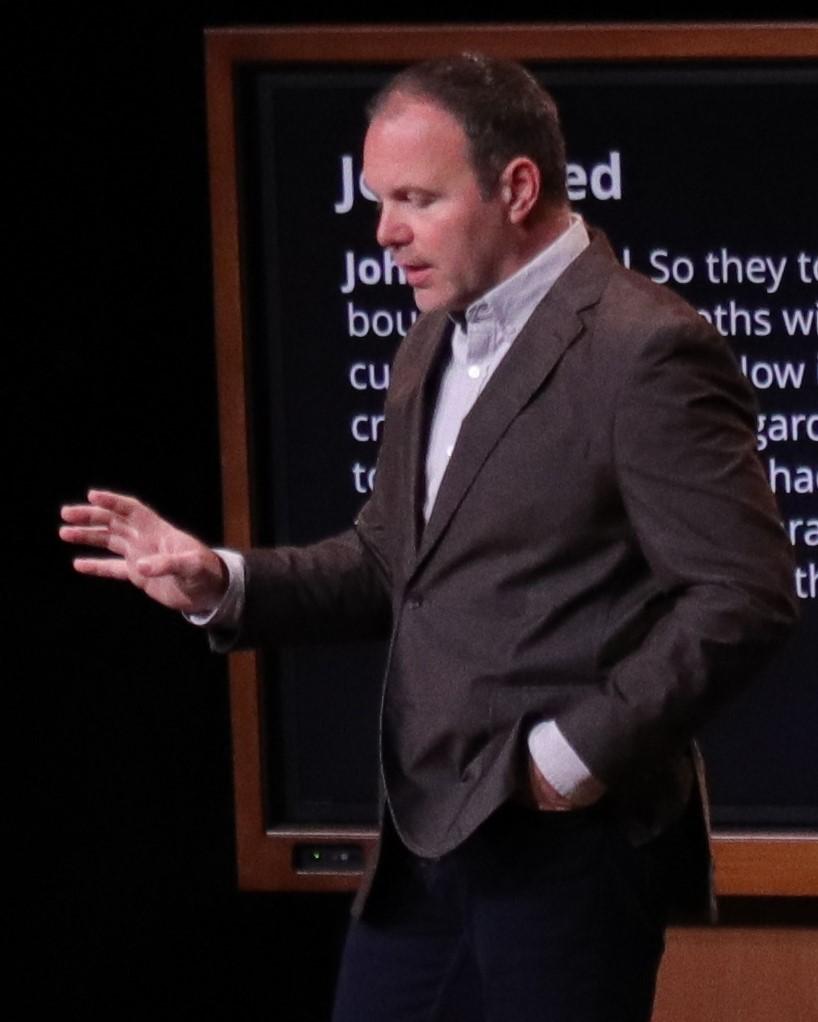Mark Driscoll - Wikipedia