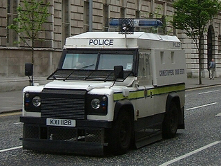 Land Rover Tangi