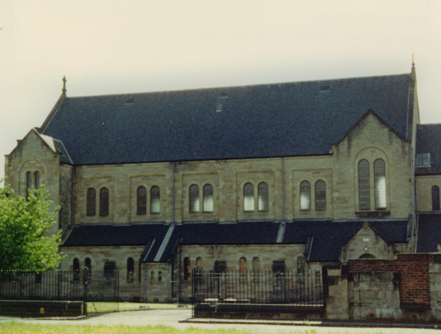 The Roman Catholic Cathedral of Saint Mirin