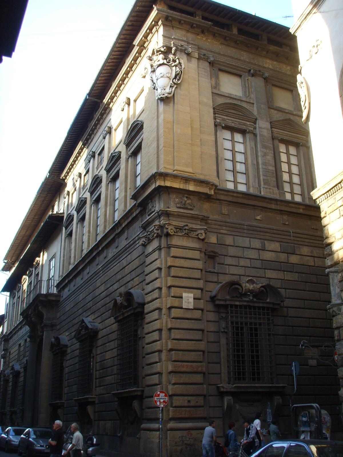 Palazzo nonfinito wikipedia for Piani di palazzi contemporanei