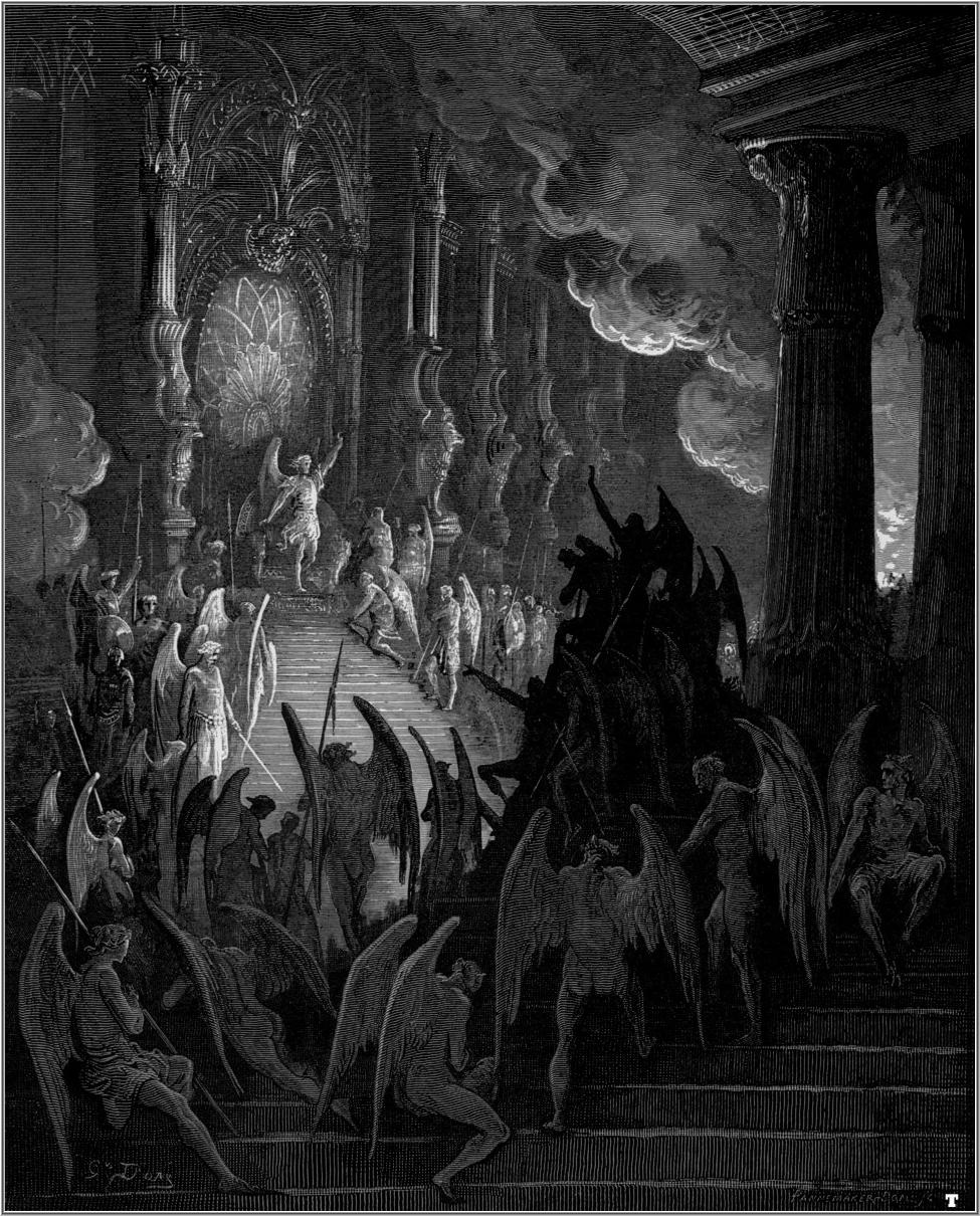 god and mephistopheles essay Essay: faust by goethe (1749 – 1832)  mephistopheles (mephisto, the devil), the great satanic tempter  while angels sang praises to god and his grand .