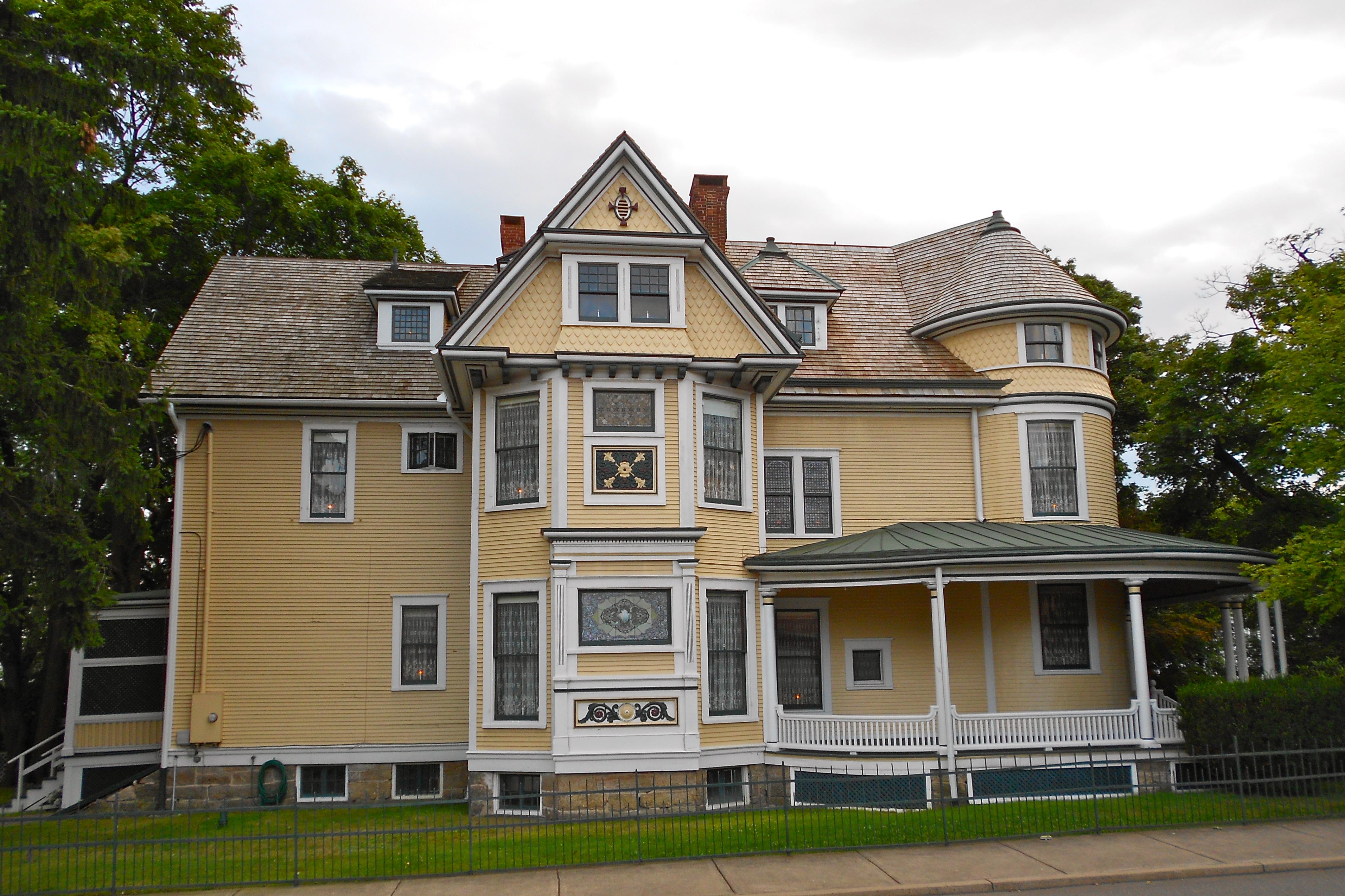 Israel Platt Pardee Mansion