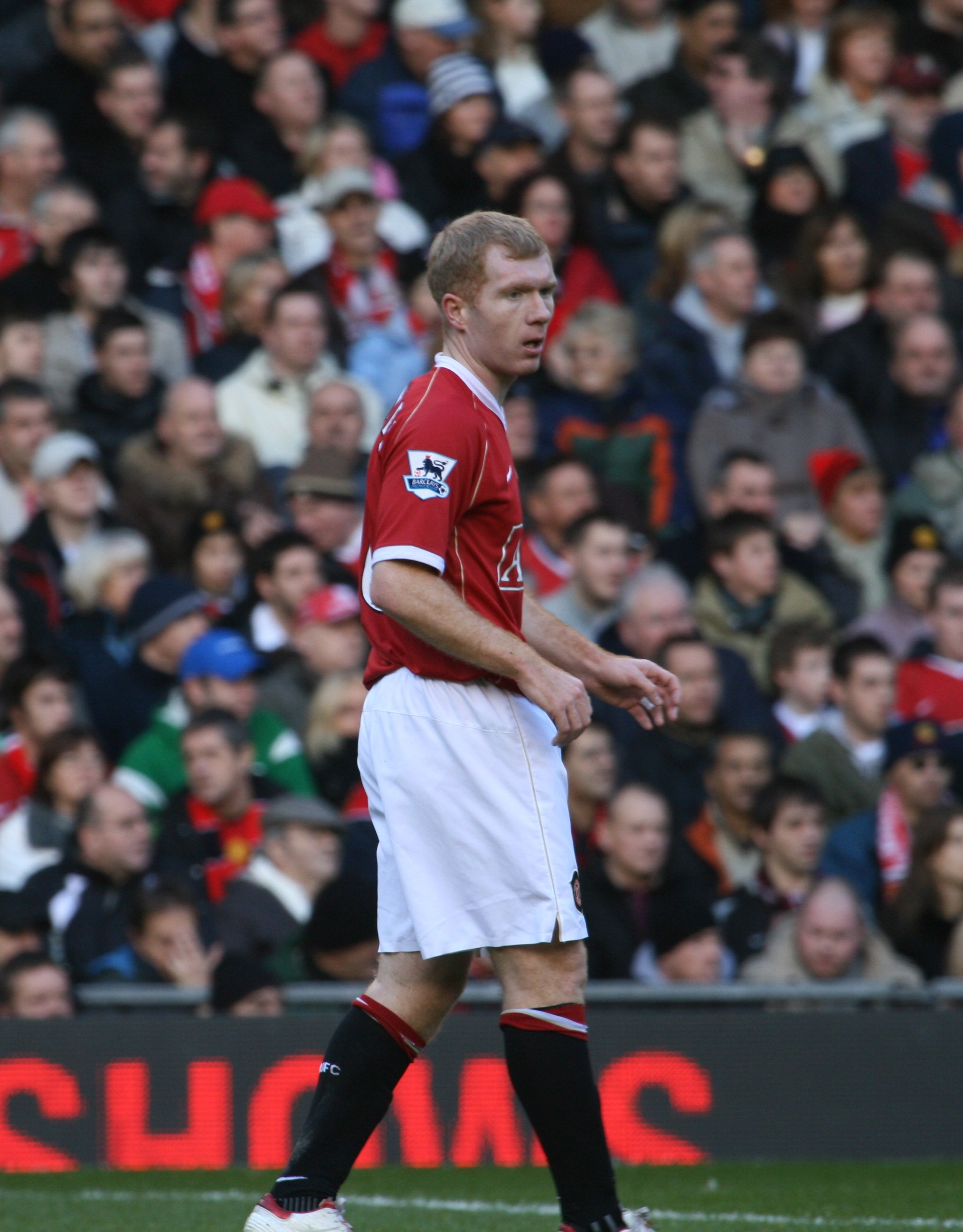 Paul Scholes Manchester United Team