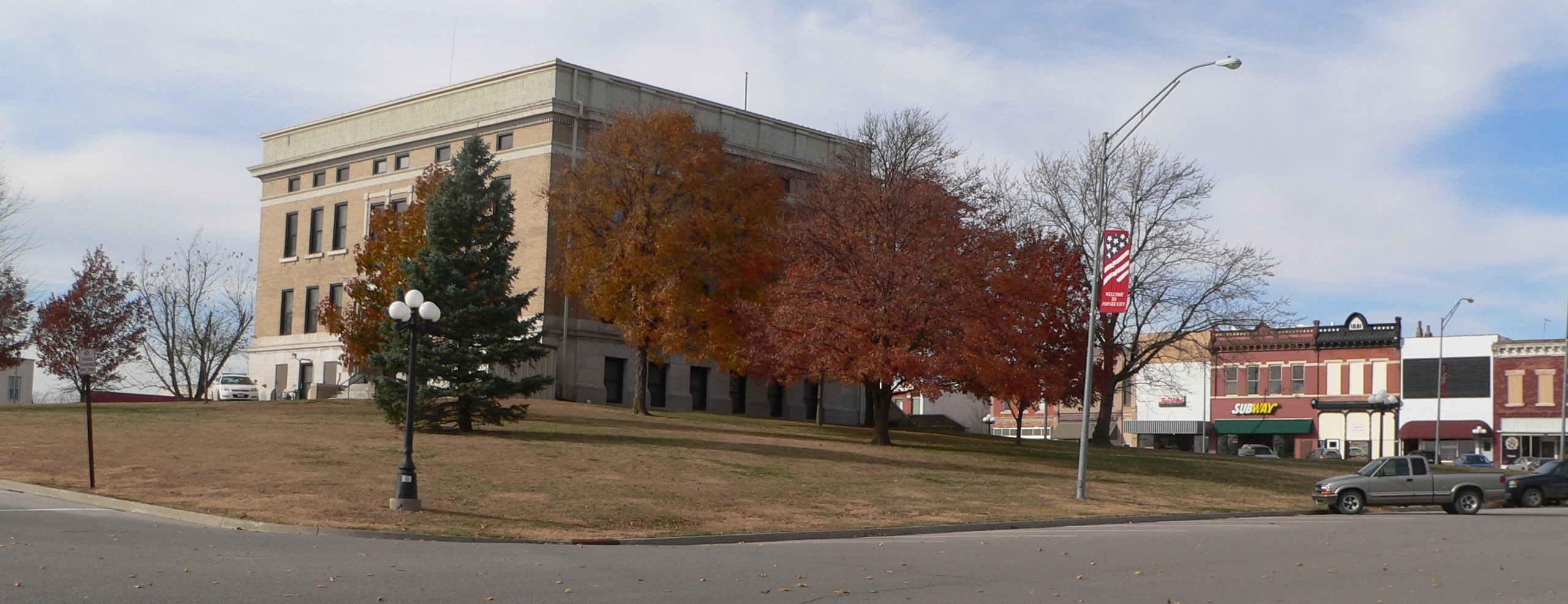 Pawnee City Nebraska >> File Pawnee City Nebraska Ne From 5th And G Jpg Wikimedia Commons