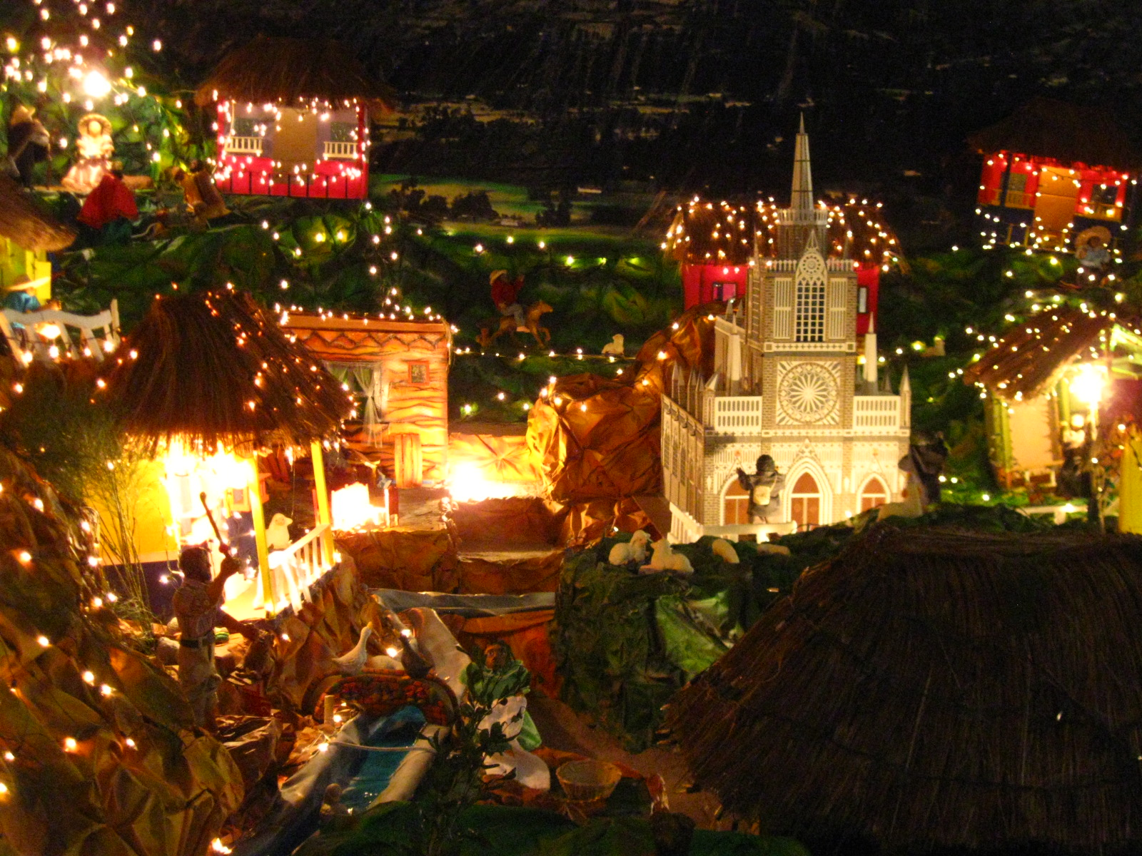 What Kind Of Christmas Decorations Are Used In Spain : File pesebre catedral g wikimedia commons