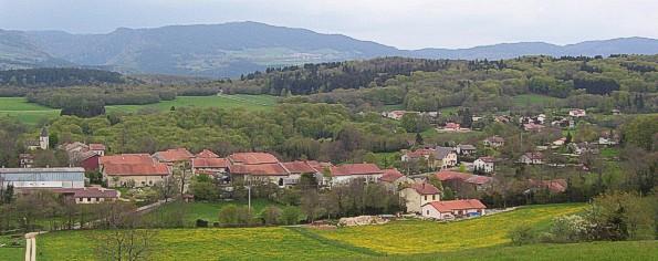 Photo de la ville Peyriat