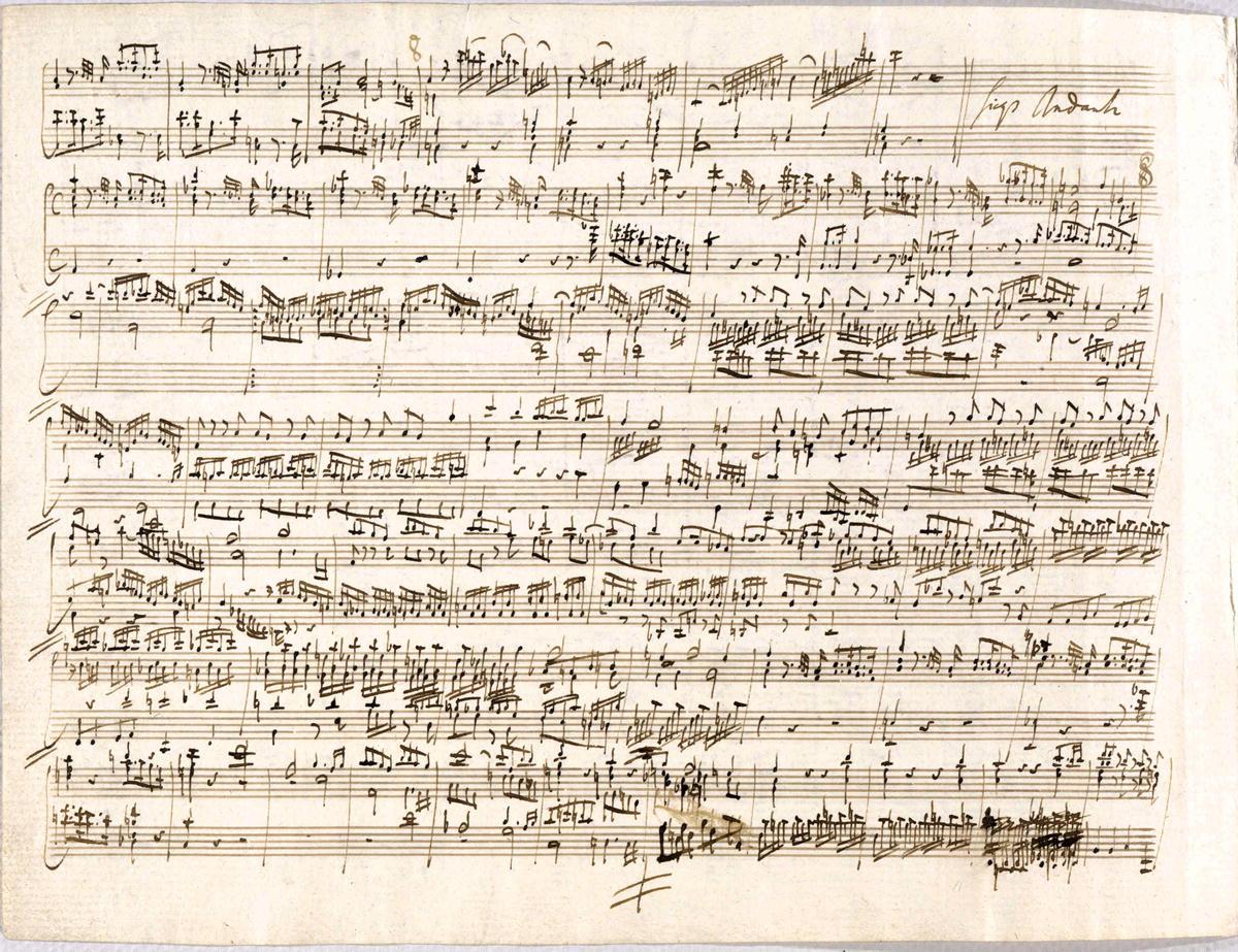 Wolfgang Amadeus Mozart Le Nozze Di Figaro Part 3