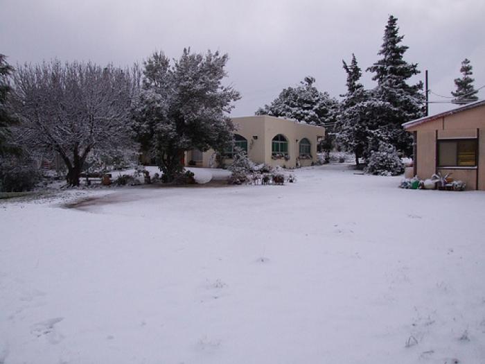 חורף 2008 במצפה הילה