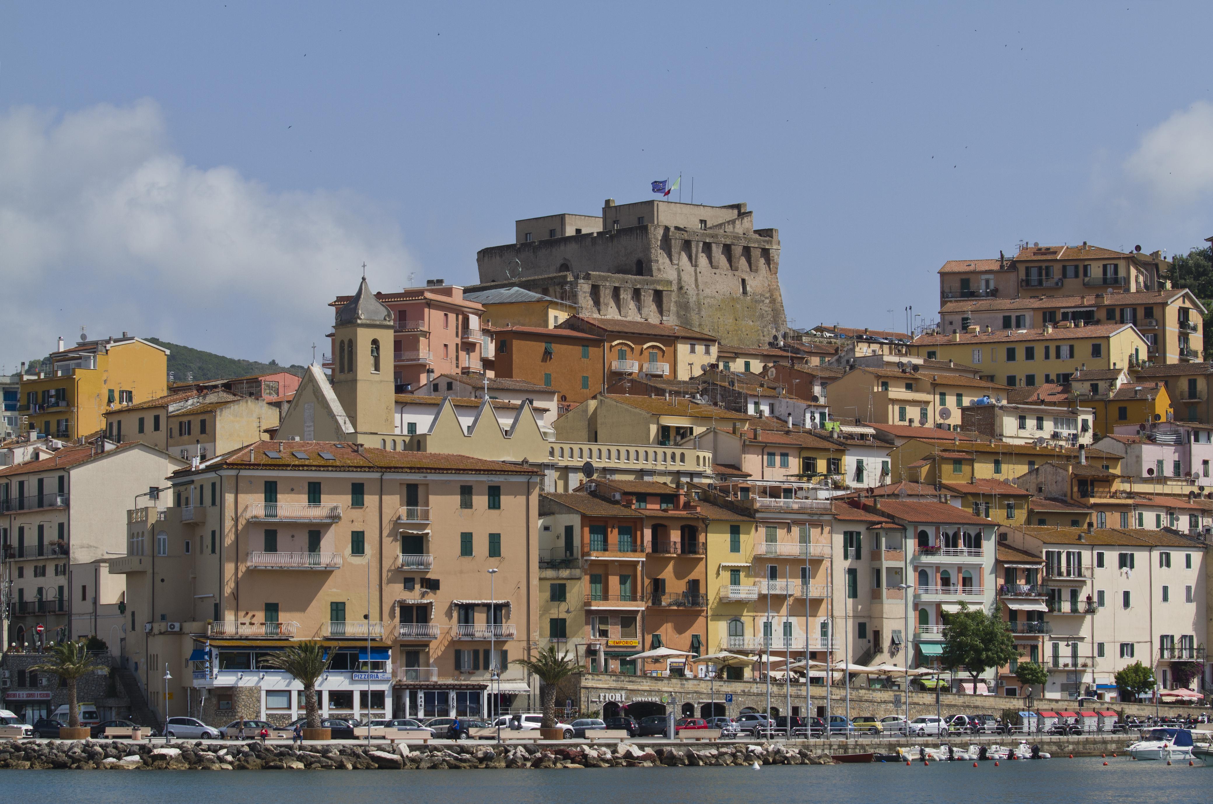 Porto Santo Stefano, Porto Santo Stefano GR, Tuscany, Italy