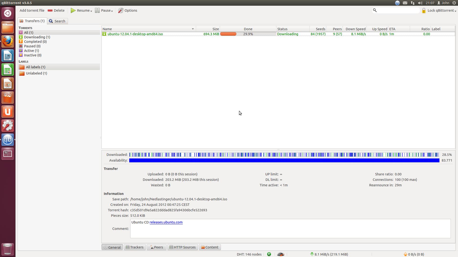qbittorrent 3.0.5