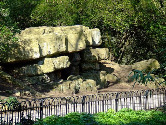Rocks in Battersea Park, London-geograph-2323896