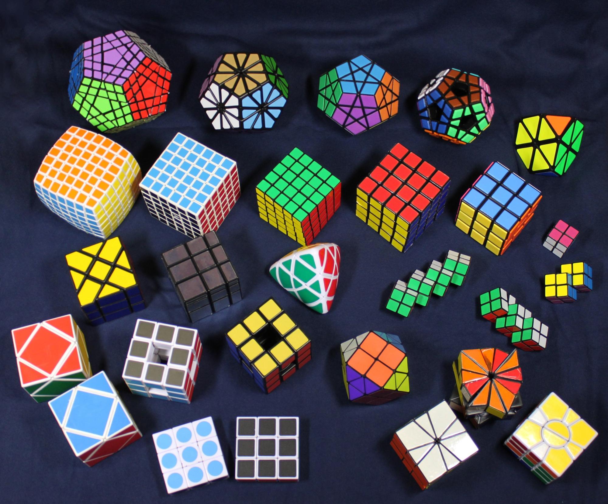 Combination puzzle - Wikipedia